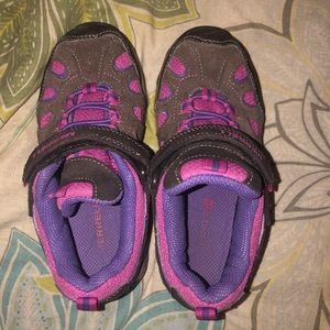 Girl's size 13 Merrill Hiking Shoes